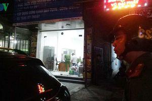 Vụ giang hồ vây xe công an: Khám xét công ty của ông Nguyễn Tấn Lương