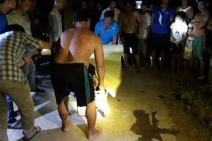 5 thanh niên xuống tắm ở cống xả nước Hà Tĩnh, một người chết đuối