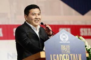 Được bầu Đức tiến cử kiếm 200 tỷ đồng cho VFF, ông Nguyễn Hoài Nam: Đừng bàn chuyện lương lậu, làm ảnh hưởng cảm xúc HLV Park Hang Seo