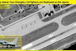 Trung Quốc triển khai trái phép 4 chiến cơ tới Hoàng Sa