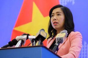 Hành vi xua đuổi tàu cá Việt Nam tại quần đảo Hoàng Sa là vi phạm luật pháp quốc tế