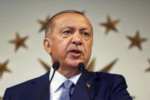 Ông Erdogan: Mỹ không nên gây áp lực cho Thổ Nhĩ Kỳ bằng việc trừng phạt kinh tế
