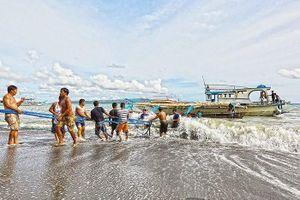 Philippines từ chối điều tra chung với Trung Quốc vụ tàu cá bị đâm chìm ở Biển Đông
