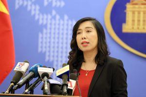 Phóng viên đối ngoại qua góc nhìn của Người phát ngôn Bộ Ngoại giao