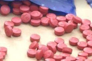 Bắt giữ nghi phạm cùng 1.000 viên ma túy tổng hợp