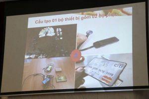 Công an Hà Nội nhận diện thiết bị công nghệ... gian lận thi cử