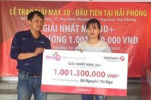 Nữ thợ may Hải Phòng trúng giải tỷ đồng, một khách hàng trúng đến 600 giải