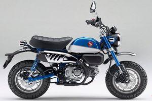 Honda Monkey 125 màu xanh dương chính thức lên kệ, đẹp tới 'nao lòng'