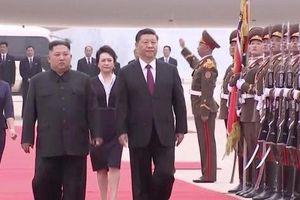 Thượng đỉnh Trung - Triều dưới 'bóng mây' Mỹ
