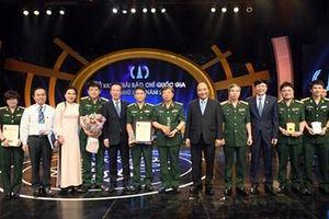 Lễ trao Giải Báo chí Quốc gia lần thứ XIII - năm 2018