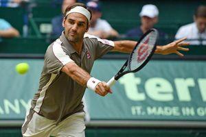 Halle Open: Loại Tsonga trong trận đấu kịch tính như phim hành động, Federer vào tứ kết