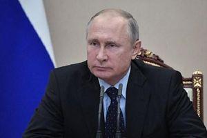 Nga sẽ không vì các lệnh trừng phạt mà từ bỏ lợi ích quốc gia