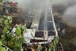 Ấn Độ: Xe bus lao xuống vực, ít nhất 32 người thiệt mạng, 35 người bị thương