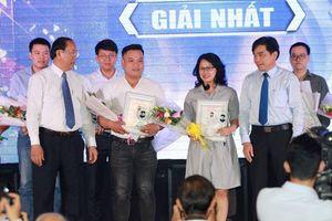 Báo đạt giải Nhất giải báo chí Huỳnh Thúc Kháng