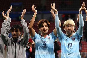 Toàn thua 3 trận, tuyển Thái Lan bị loại khỏi World Cup