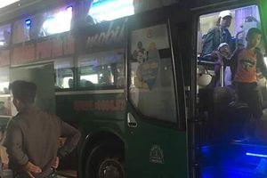 Sàm sỡ nữ hành khách, tài xế xe giường nằm bị đuổi việc