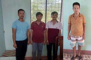 Triệt phá đường dây tổ chức đánh bạc quy mô 40 tỷ đồng ở huyện nghèo Quảng Nam