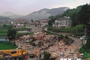 Phó Thủ tướng Phạm Bình Minh thăm hỏi về tình thiên tai tại Trung Quốc