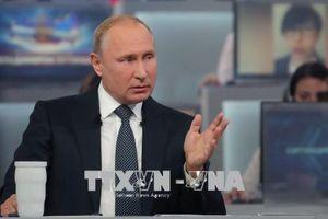 Chính sách 'tự lực cánh sinh' của Tổng thống Nga Vladimir Putin