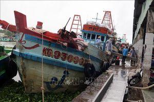 Khắc phục 'Thẻ vàng' IUU: Có chế tài mạnh trong ngăn chặn khai thác hải sản bất hợp pháp