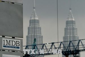 Malaysia quyết tâm thu hồi 65 triệu USD thất thoát từ quỹ 1MDB