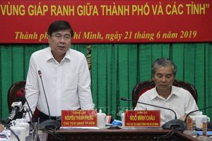 Phối hợp phòng, chống khai thác cát trái phép tại TP Hồ Chí Minh
