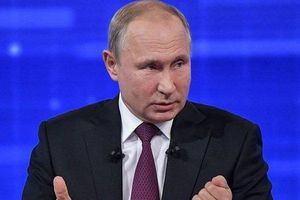 Ông Putin lập luận đanh thép về kết quả điều tra vụ bắn rơi MH17