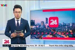 BTV Sơn Lâm: Từng bật khóc vì áp lực công việc