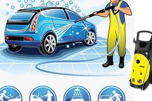 Những thiết bị quan trọng để lắp đặt trạm rửa xe chuyên nghiệp