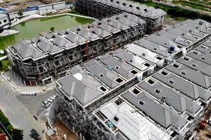 UBND TP.HCM 'tuýt còi' dự án 110 căn biệt thự xây dựng trái phép
