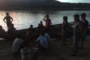 Nam sinh lớp 10 cứu cậu bé đuối nước chìm dưới đáy sông trên đường đi phụ hồ về