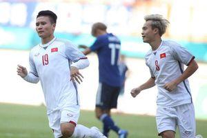 Cầu thủ Nhật ghi 2 bàn vào lưới Uruguay là bại binh của … U23 Việt Nam