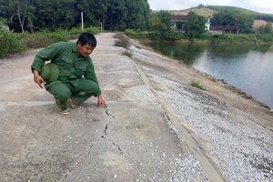 Nghệ An: Hơn 500 hồ đập chưa được sửa chữa, nâng cấp