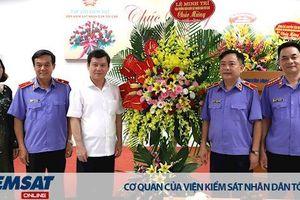Viện trưởng VKSND tối cao chúc mừng Tạp chí Kiểm sát nhân ngày Báo chí cách mạng Việt Nam