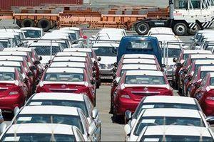 Nửa đầu tháng 6/2019 có hơn 6.000 ôtô nhập về Việt Nam