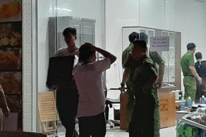 Khám nhà, trụ sở công ty của ông chủ gọi giang hồ vây xe chở công an ở Đồng Nai
