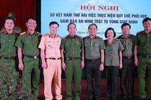 Đảm bảo ANTT vùng giáp ranh giữa Thừa Thiên – Huế và Đà Nẵng