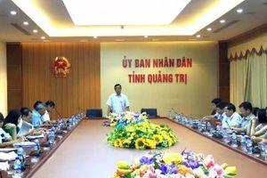 Quảng Trị: Bàn giải pháp nâng cao chỉ số năng lực cạnh tranh cấp tỉnh PCI 2019