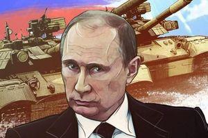 Tổng thống Putin: 'Muốn có hòa bình, hãy chuẩn bị cho chiến tranh'
