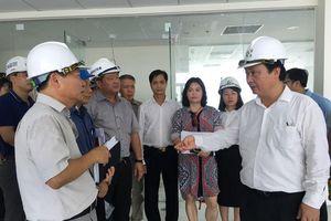 Đẩy nhanh tiến độ thi công Dự án đường sắt Nhổn-Ga Hà Nội