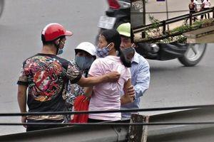 30 ngày 'săn' nhóm móc túi ở cổng viện Bạch Mai