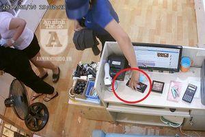 'Siêu trộm' Lê Thị Hương gây án hàng loạt ngay trước khi bị bắt