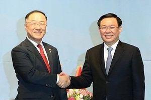 Cuộc đối thoại đầu tiên về kinh tế của hai Phó thủ tướng Việt - Hàn