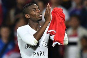 Pogba gọi điện cầu cứu HLV Sarri để trở về Juventus