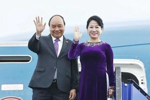 Thủ tướng Nguyễn Xuân Phúc lên đường tham dự Hội nghị Cấp cao ASEAN 34