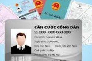 Hộ khẩu thiếu ngày sinh, mất giấy khai sinh có làm được thẻ căn cước?