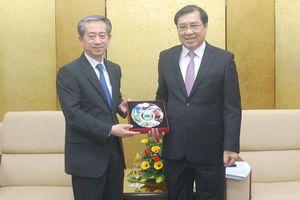 Tăng cường quan hệ hợp tác đầu tư giữa Đà Nẵng với các địa phương của Trung Quốc
