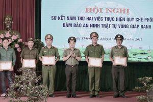 Đảm bảo ANTT vùng giáp ranh Đà Nẵng và TT-Huế