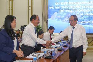 Bí thư Thành ủy TPHCM Nguyễn Thiện Nhân: Không được tiếp tục vừa làm, vừa đặt mục tiêu