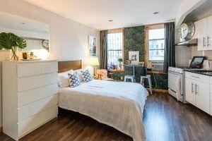 Đừng bỏ qua nếu bạn muốn có phòng ngủ sang-xịn-mịn trong chung cư 20m2